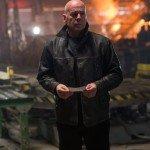 Bruce Willis Black Jacket