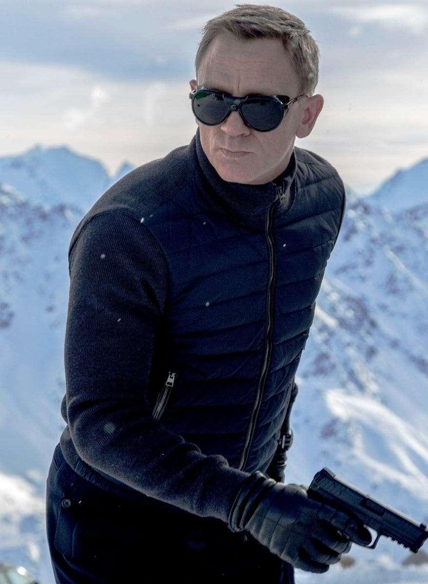 James Bond Austria Spectre Jacket New American Jackets