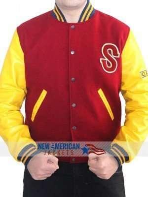 Letterman Crow Jacket
