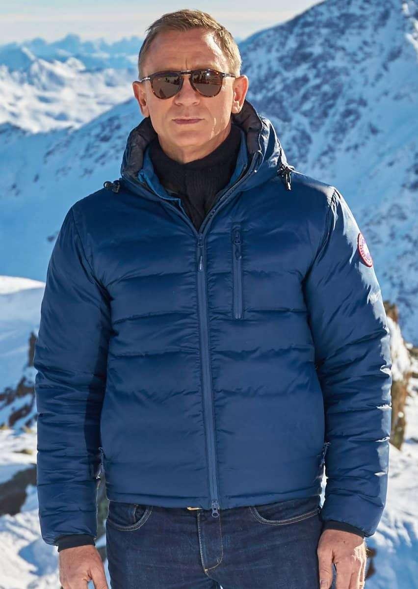 James Bond Spectre Austria Parachute Jacket New American