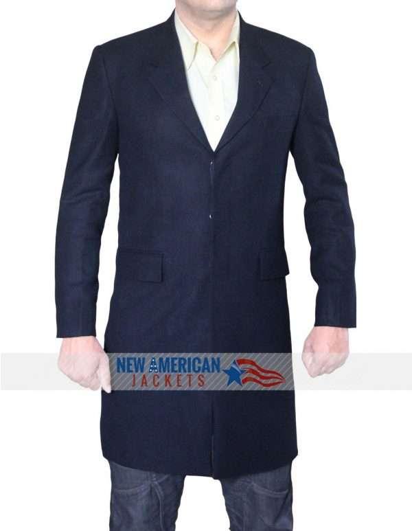 Spectre Navy Blue Coat