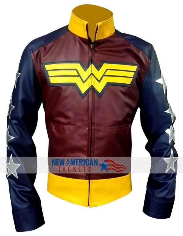 wonder women jacket