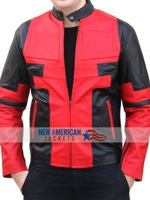 Deadpool jacket