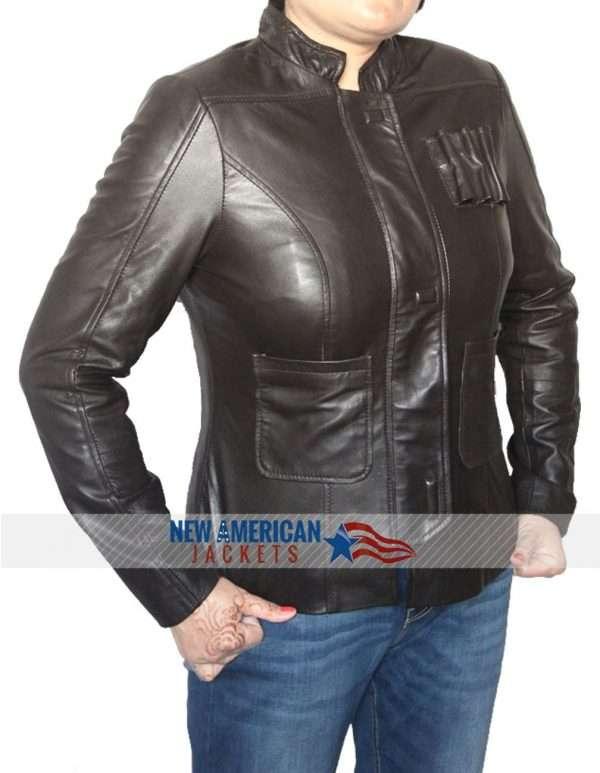 Ladies Han solo Jacket