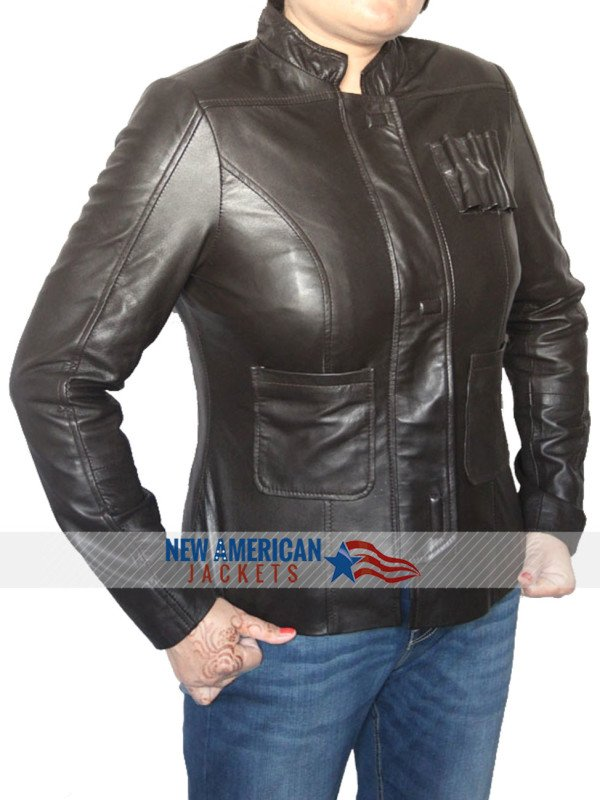 Ladies Han solo Jacket