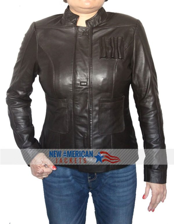 Star Wars Han Solo Jacket Women