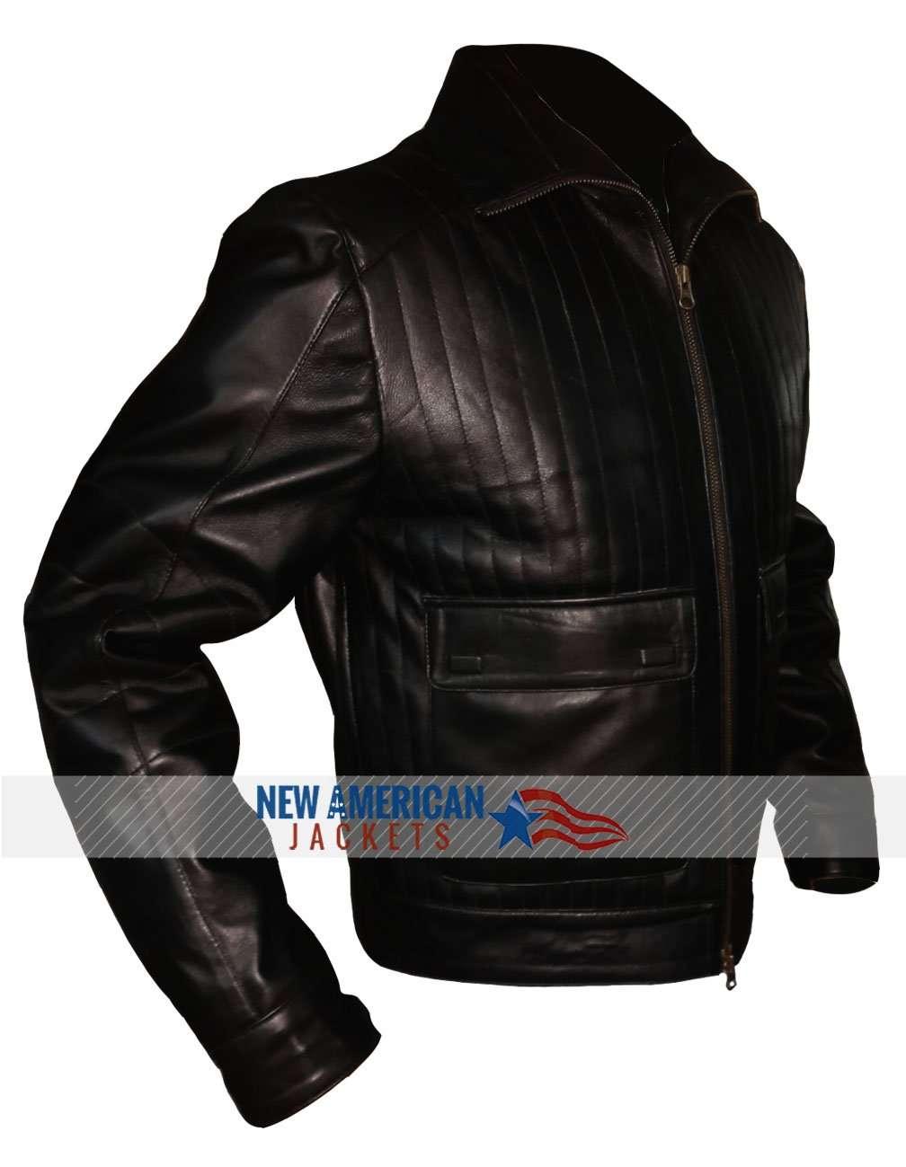 Leather Jacket Halloween Costume