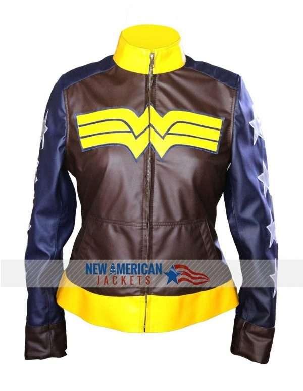 Batman v Superman Dawn of Justice Wonder Woman Jacket