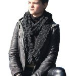 Brianna Hildebrand Leather Jacket