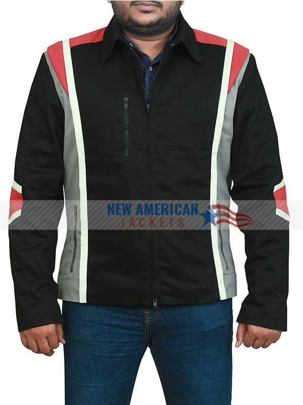 Bronson Peary Eddie the Eagle Jacket