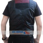 Colossus Leather Vest