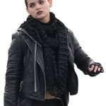 Deadpool Brianna Hildebrand jacket