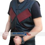 Deadpool leather Vest