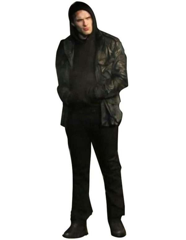 Ed Skriein  Jacket