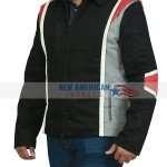 Hugh Jackman Cotton Jacket