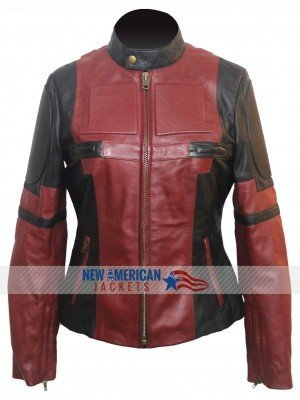 New Deadpool Jacket for women
