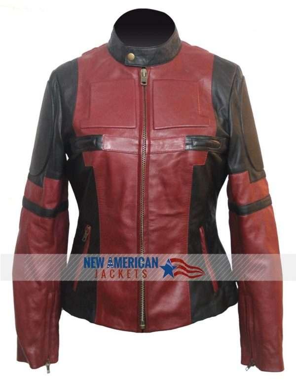 New Deadpool Jacket for women