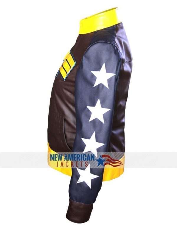Wonder Woman Jacket