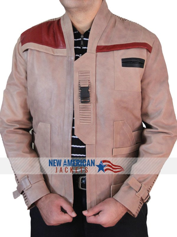star war finn jacket