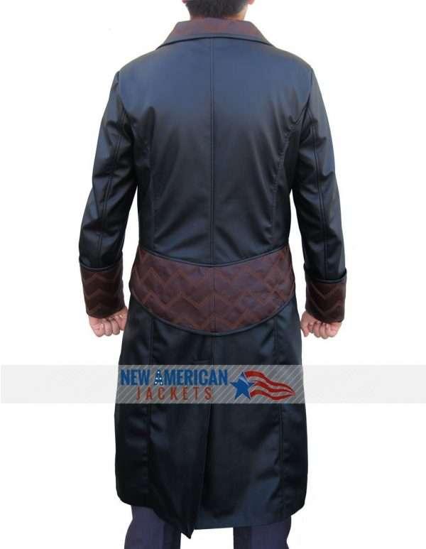 Captain Hook Colin Coat