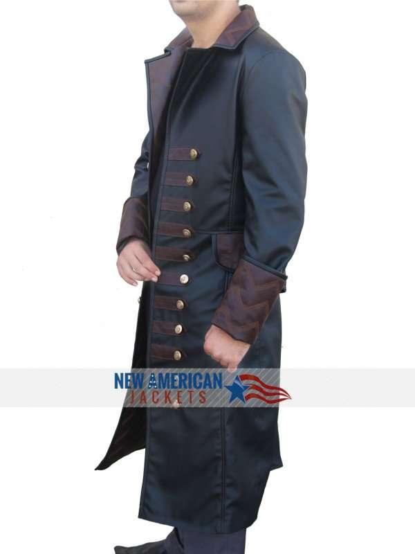 Captain Hook Colin O'Donoghue Coat