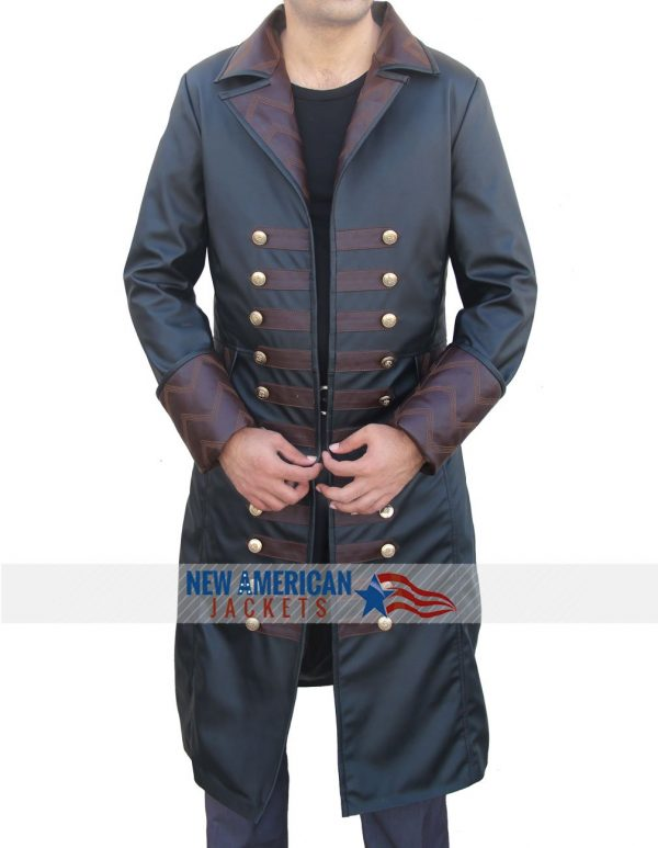Captain Hook Colin O'Donoghue Once Upon A Time Coat