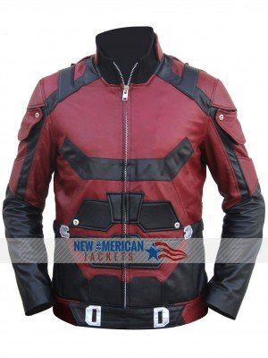 Matt Murdock Daredevil Leather Jacket