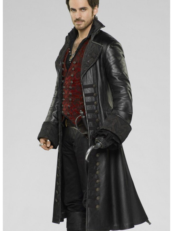 Once Upon a Time Coat