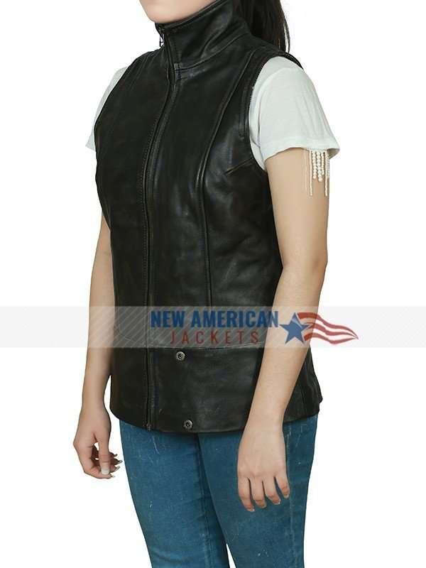 Shailene Woodley The Divergent Allegiant Vest