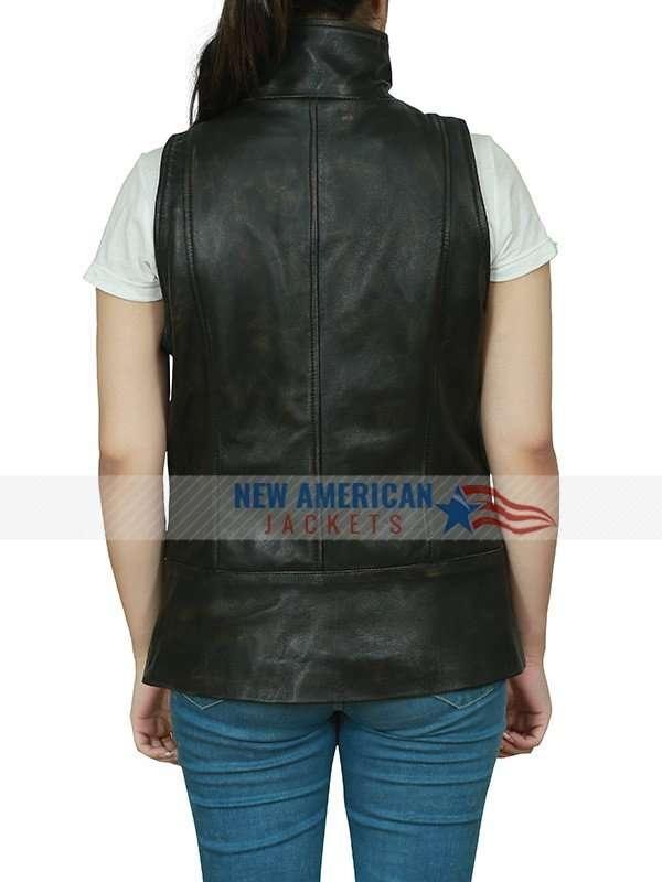 Shailene Woodley Vest