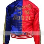 Suicide Squad Harley Quinn Costume Jacket for Women