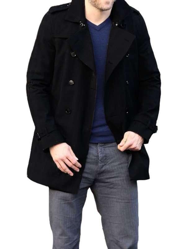 The Captive Movie Ryan Reynolds Coat Jacket