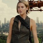 The Divergent Allegiant Shailene Woodley Leather Vest