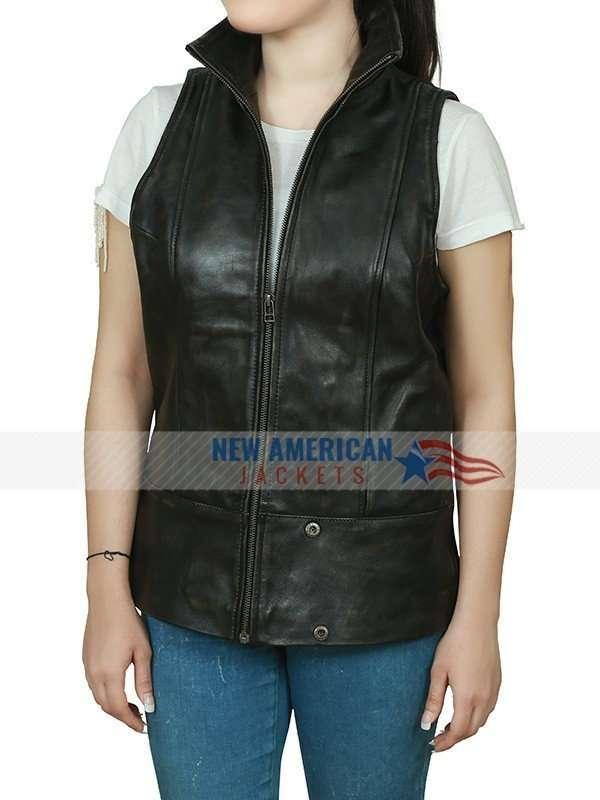 The Divergent Allegiant Shailene Woodley Vest