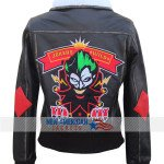 Bombshell Harley Quinn Leather Jacket