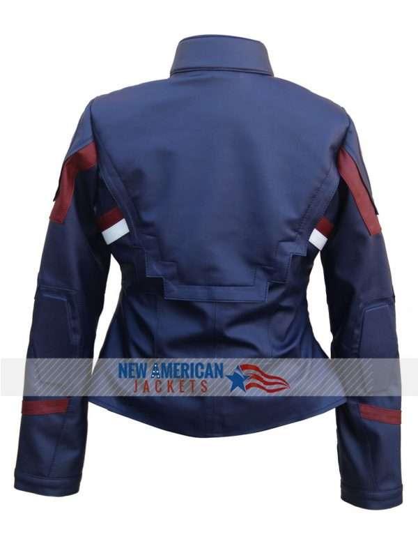 Captain America Civil War Women's Jacket