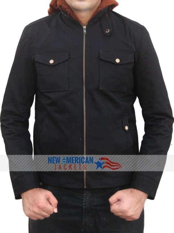 Civil War Bucky Barnes Jacket Cotton