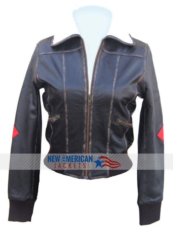 Quinn Leather Jacket