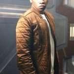Franz Drameh Legends of Tomorrow Brown Jacket