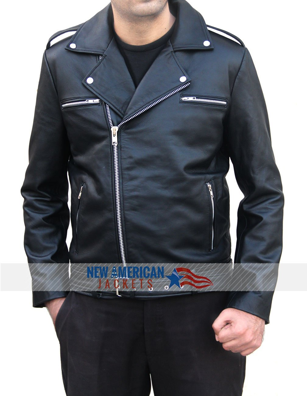 New leather jackets