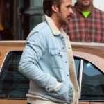 Ryan Gosling Jacket Fur