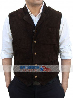 the-magnificent-seven-chris-pratt-vest-brown-suede