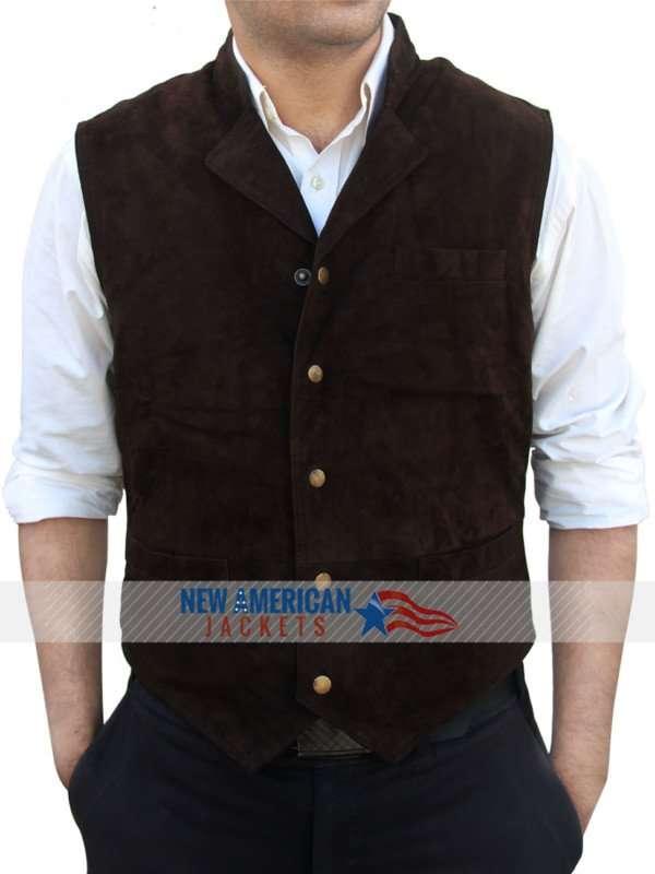 the-magnificent-seven-chris-pratt-vest-brown-suede