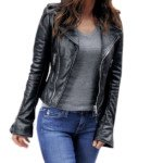 Turtles 2 Megan Fox Black Jacket