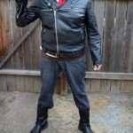 Walking Dead Negan Jacket