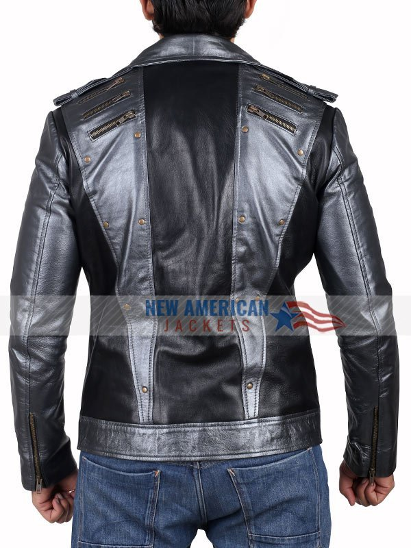 X Men Quicksilver Jacket