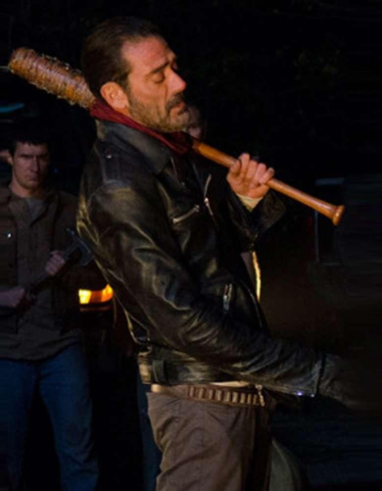 The Walking Dead Negan Leather Jacket New American Jackets