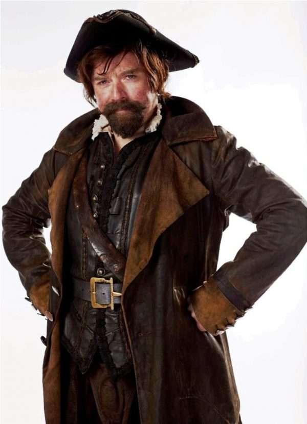 Doctor Who Sam Swift Coat