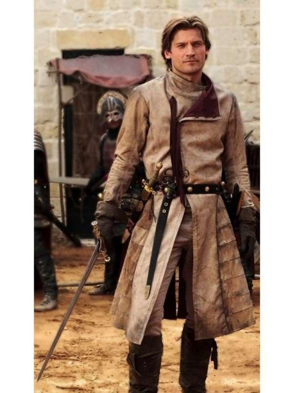 Jaime Lannister Game of Thrones Coat