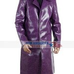 Joker Purple Coat